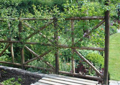 Træ konstruktion